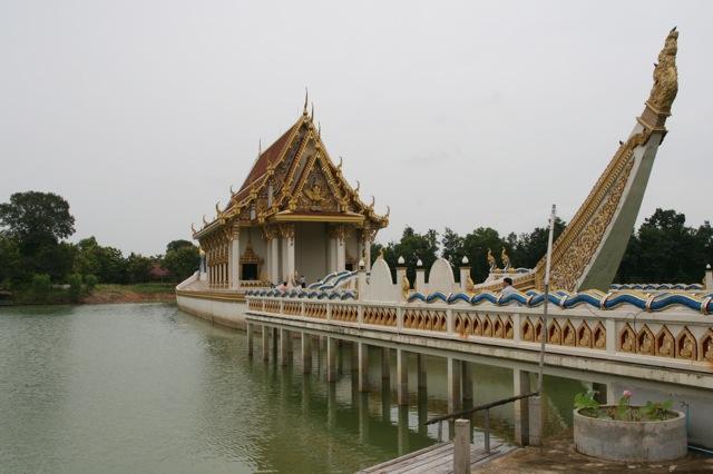Wat Saprasansuk boat