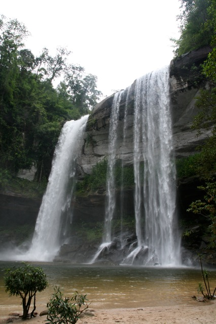 Huai Luang waterfall 3
