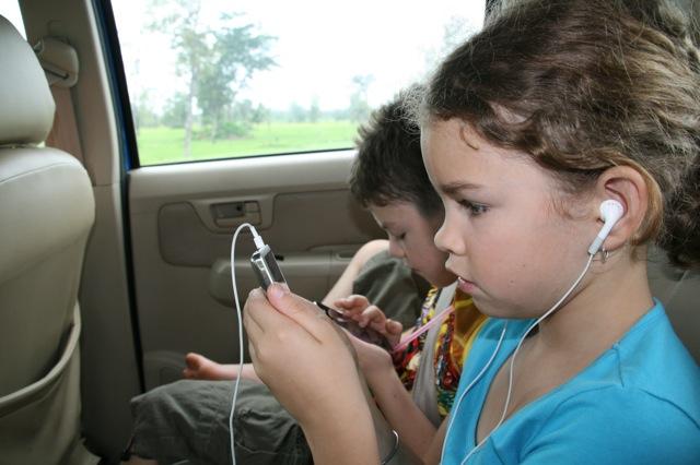 Modern day kids.