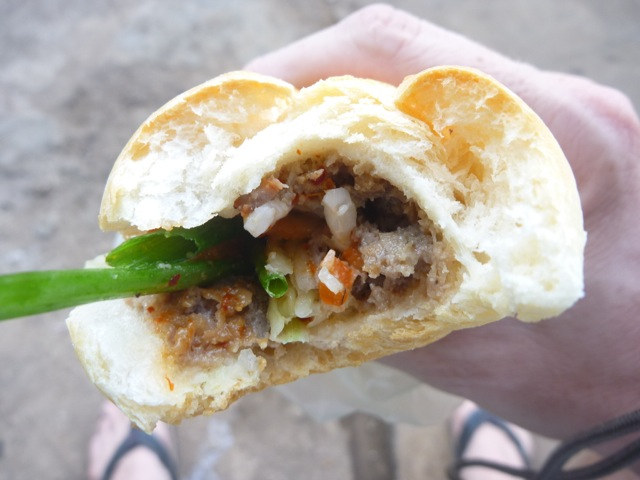 Laos Baguette