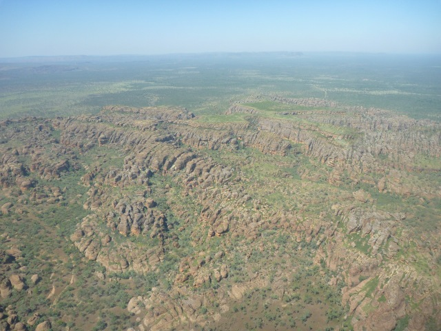 The mini Bungle Bungles near the town of Kununurra.