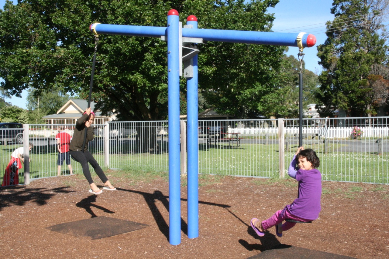 Kingston, Tasmania playground