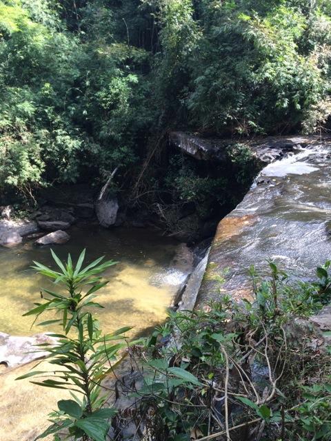 Huai Luang waterfall Thailand