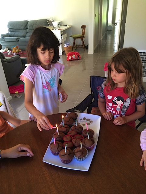 Ariya turns 9